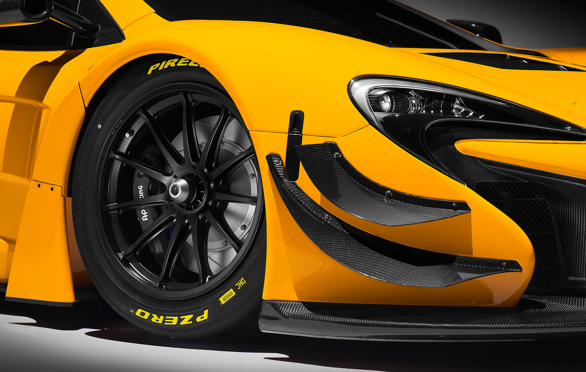 mclaren 650s gt3 could you race one