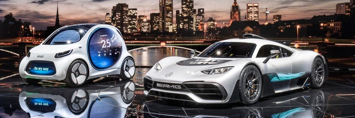 Mercedes AMG Frankfurt