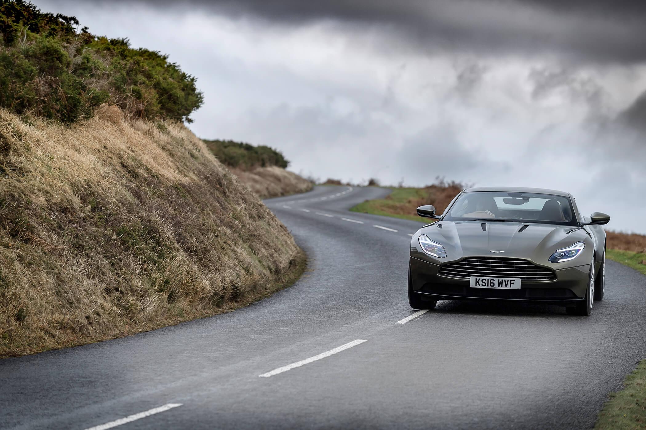 Aston Martin Highlands