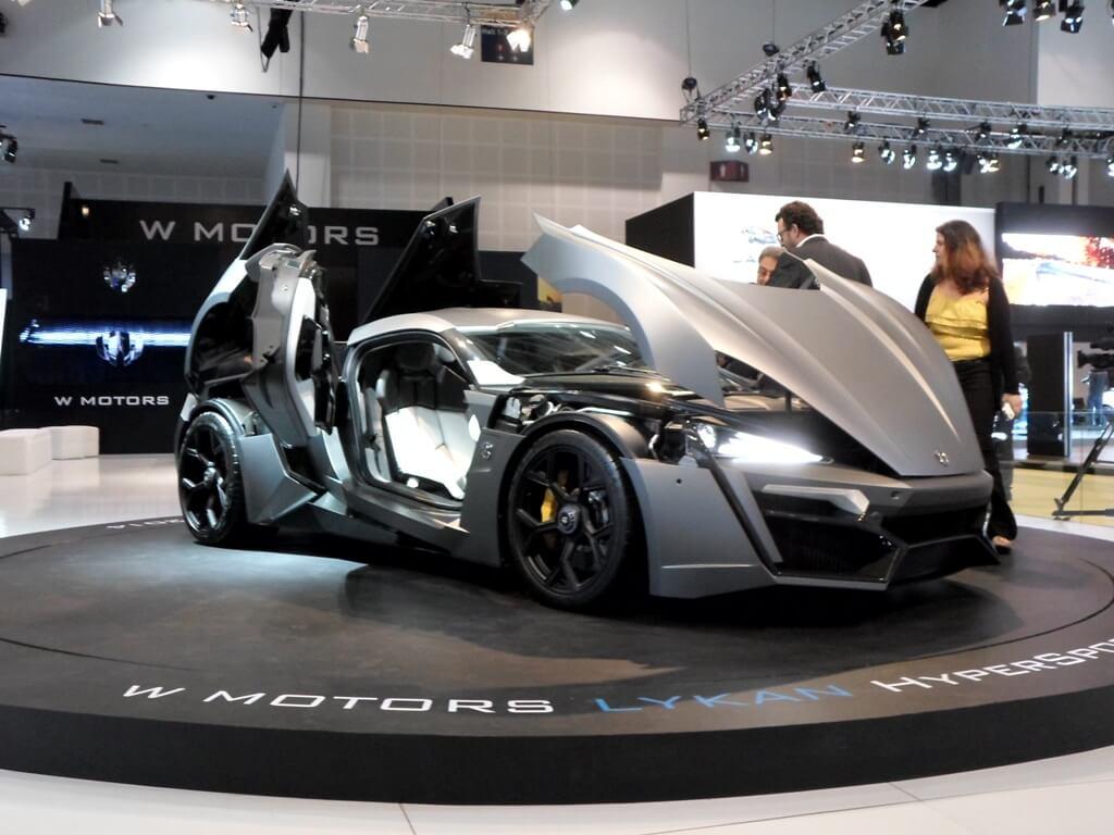 Dubai International Car Show