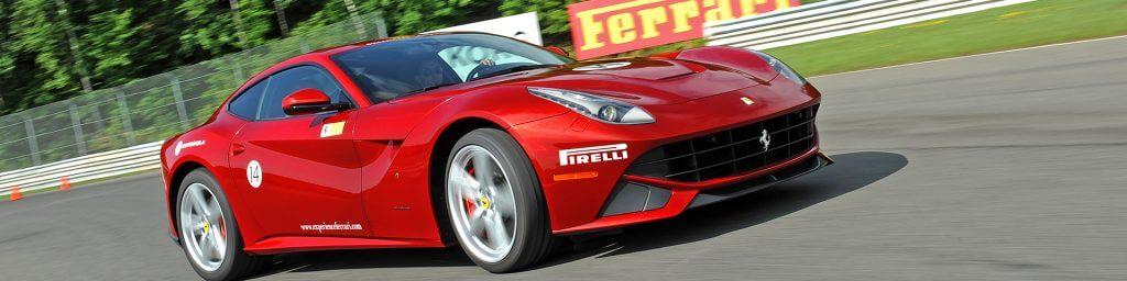 Ferrari Corsa Pilota experience