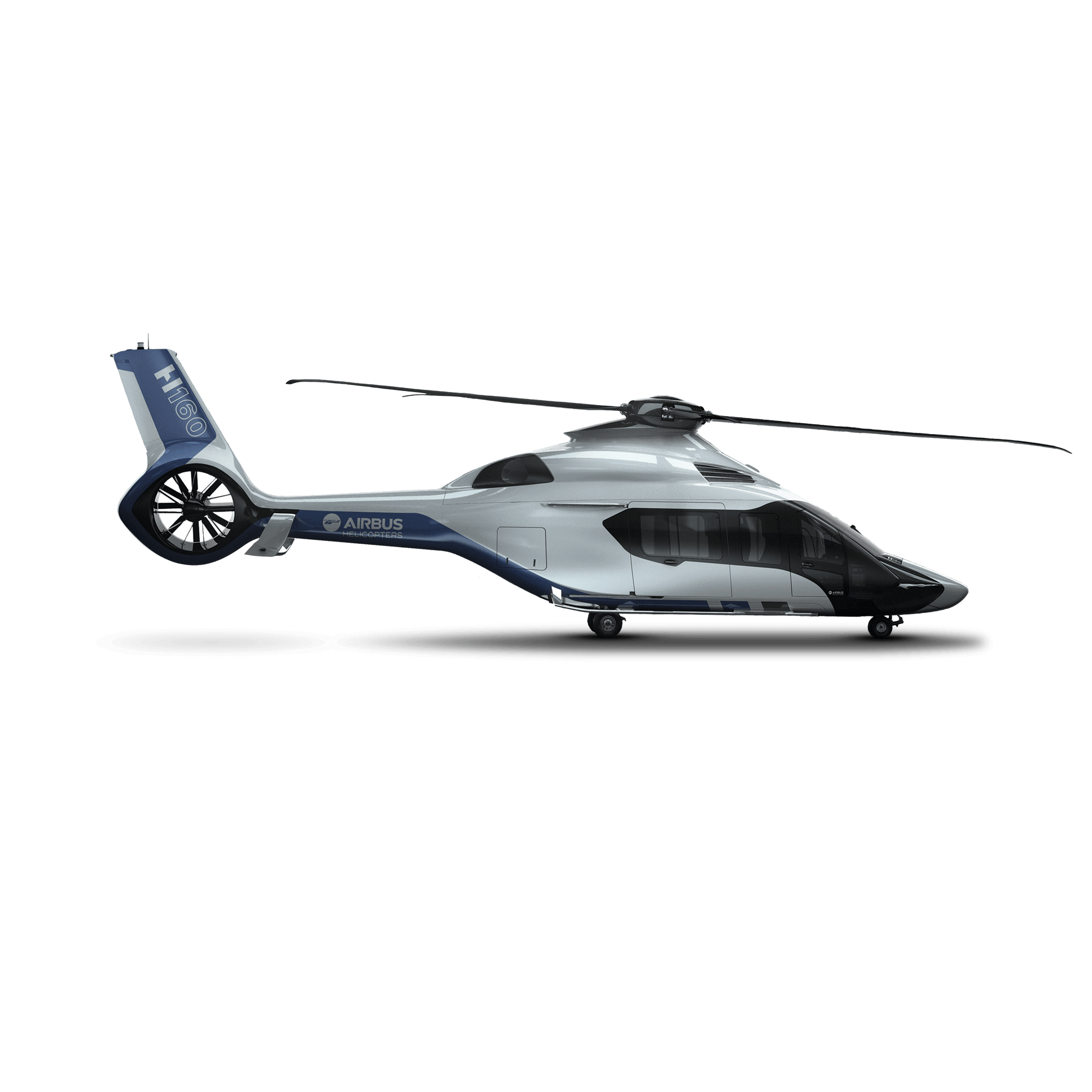 Airbus H160 on Interior Design Logo