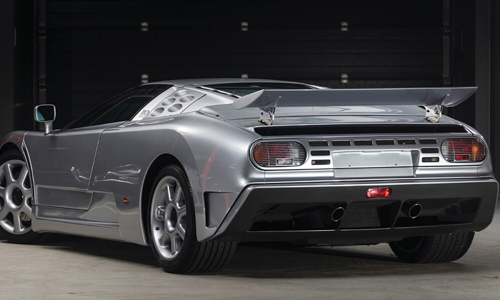 1994 Bugatti EB110 Super Sport Rear