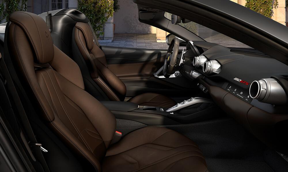 2020 Ferrari 812 GTS Interior Seats