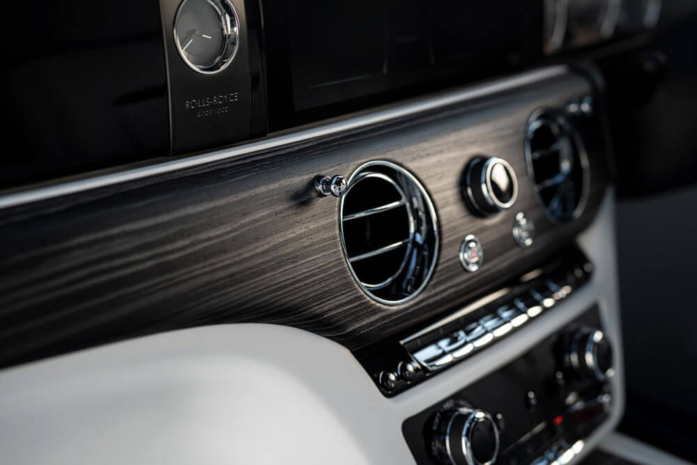 2021 Rolls-Royce Ghost Interior Dashboard