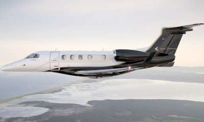 2020 Embraer Phenom 300E Bossa Nova Edition