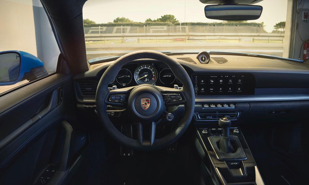 2021 Porsche 911 GT3 Interior Steering Wheel