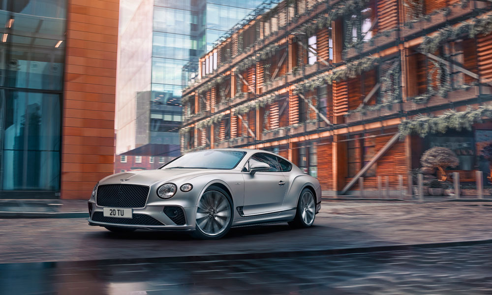 2022 Bentley Continental GT Speed Front Lifestyle