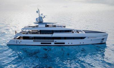 Tankoa Yachts T450 45m superyacht