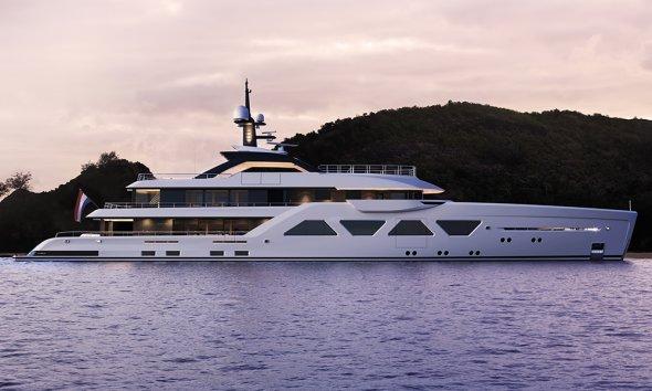 AMELS 60 designed by Espen Oeino