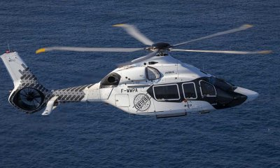 Airbus H160 helicopter certified by EASA 2020