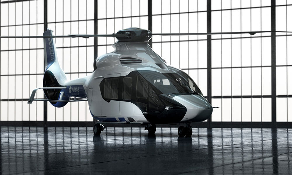 The Airbus Corporate Helicopters H160