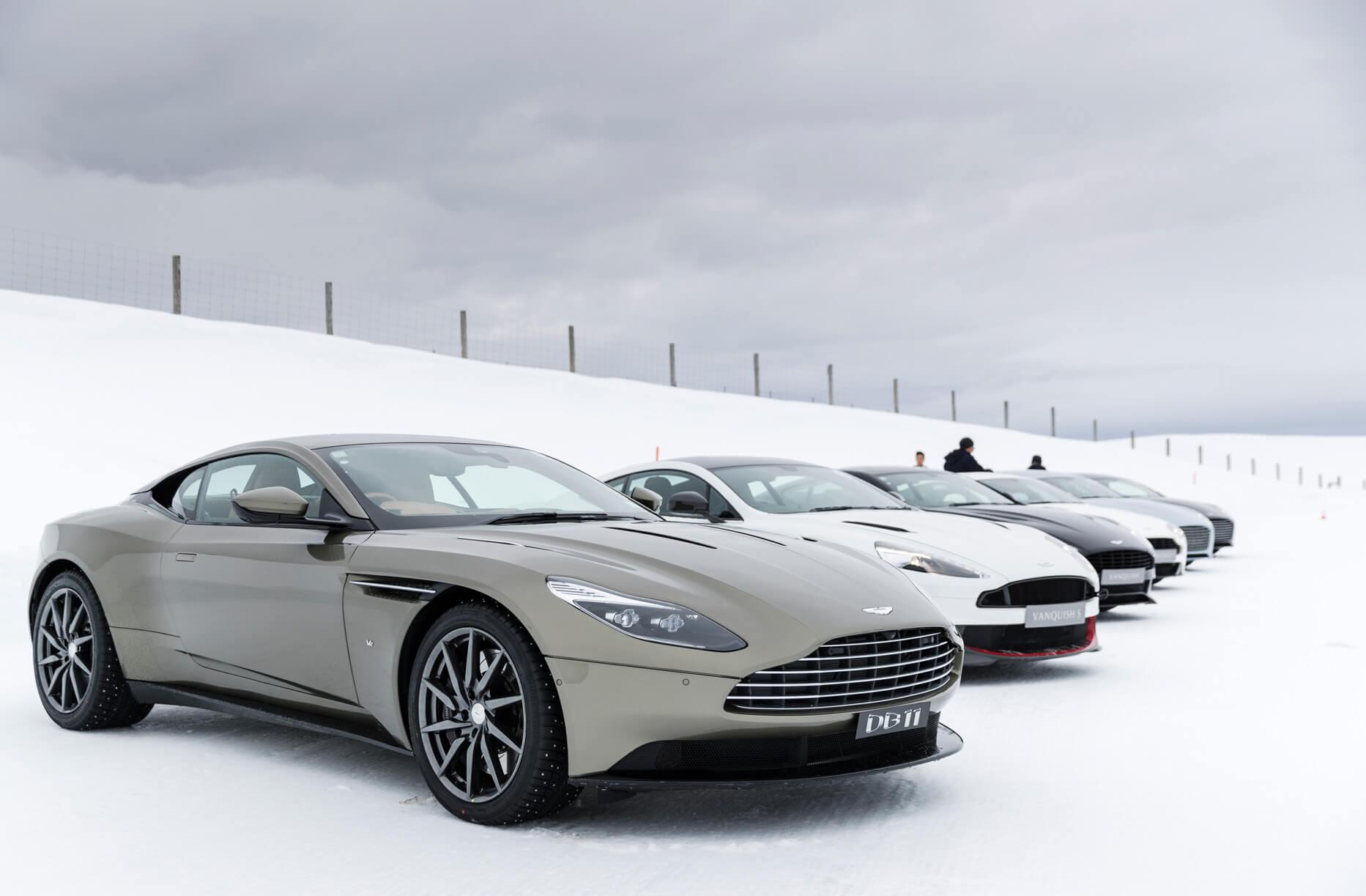 Aston Martin On Ice New Zealand