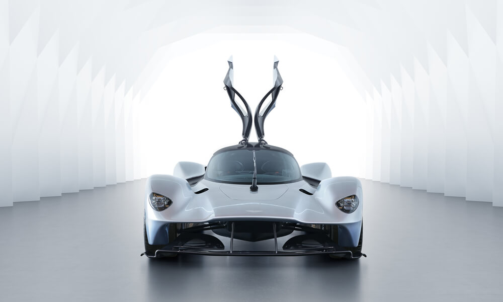 The anticipated Aston Martin Valkyrie will continue under Tobias Moers management.