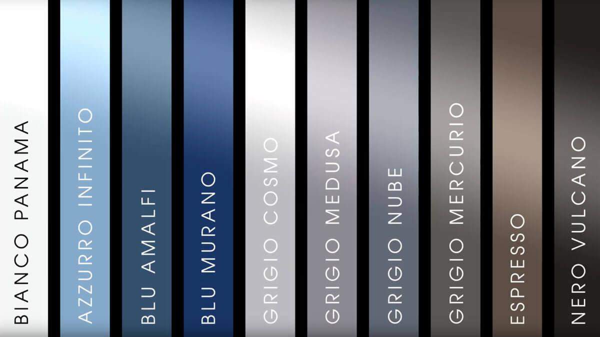 Atelier Cranchi new colors collection