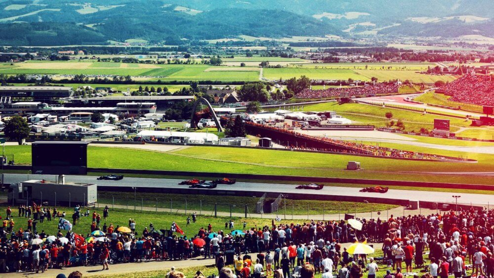 Formula 1 Red Bull Ring Austria