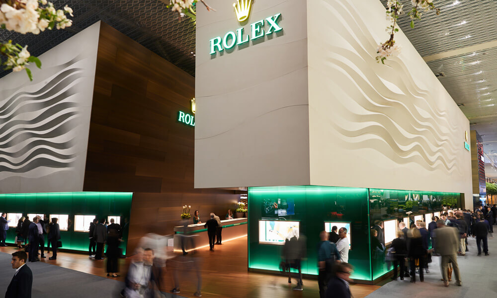 Rolex to join Watch & Wonder organisers new event in Geneva