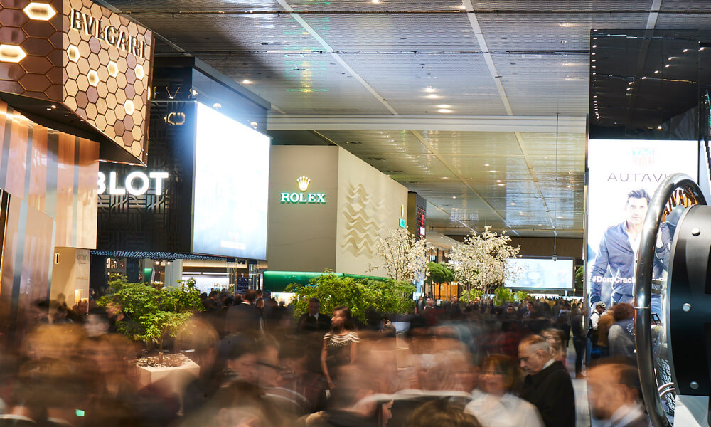 Baselworld Watch & Jewelry Show Cancelled in 2020 Due to COVID-19