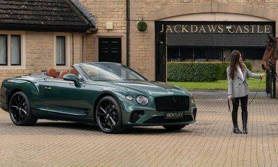 Bentley Continental GT Convertible Equestrian Edition