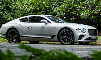 Bentley Continental GT V8 vs W12 Review