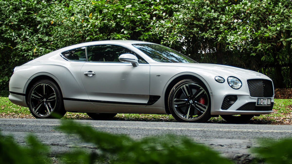 2020 Bentley Continental Gt Review V8 Vs W12 Billionaire Toys