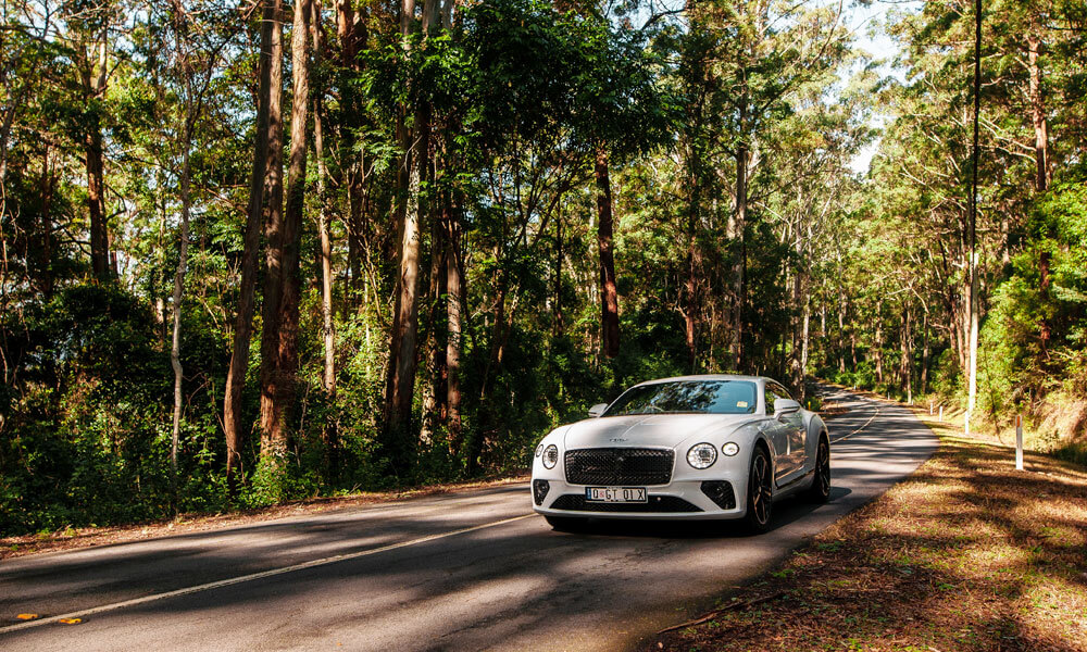 Bentley Continental GT Driving Day