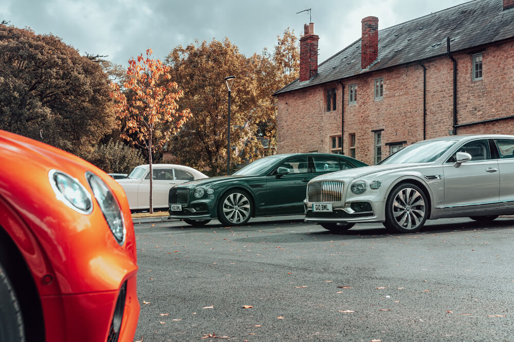 Bentley Toy Box Event Continental GT