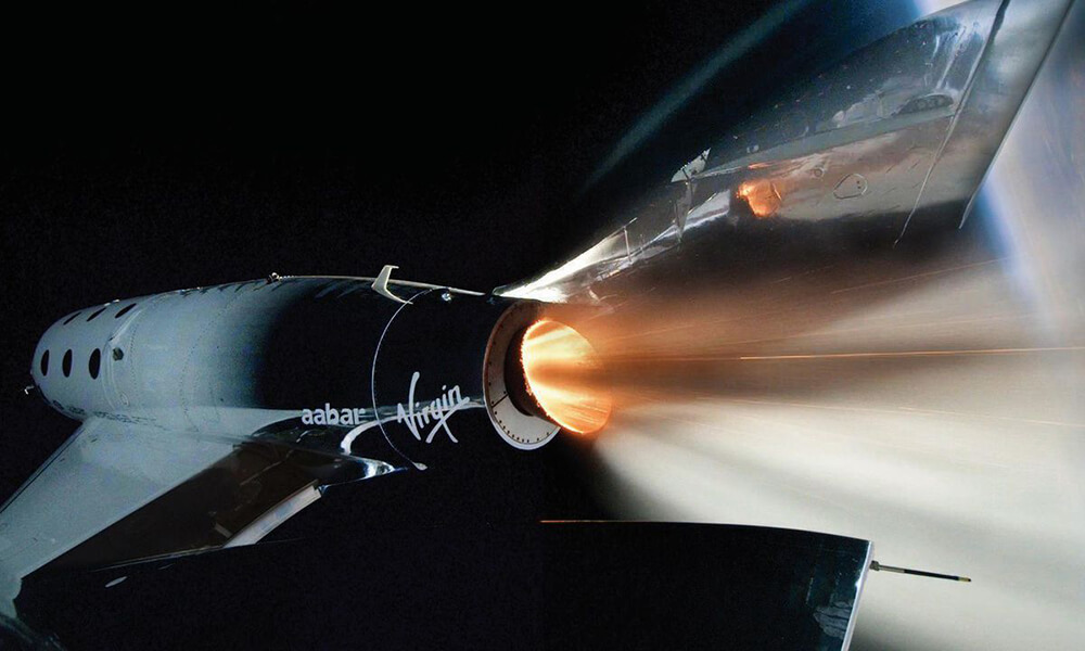 Boeing to invest in Virgin Galactic