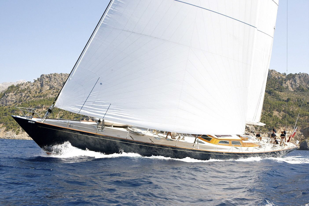 Bolero Sailing Yacht sold by Chris Cecil-Wright