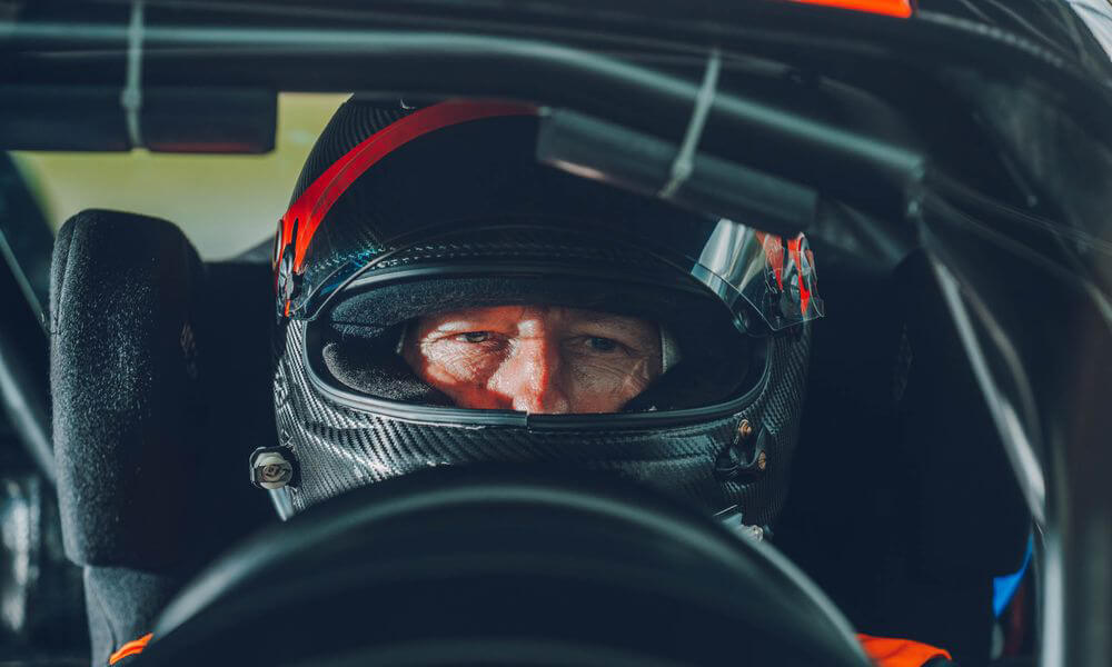 Bugatti Test Driver Andy Wallace Drives The Record Breaking Chiron Sport 300+