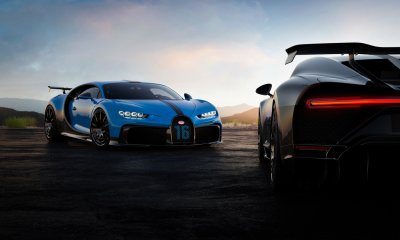 Bugatti Chiron Pur Sport Revealed