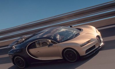Andy Wallace Explains How To Drive The Chiron