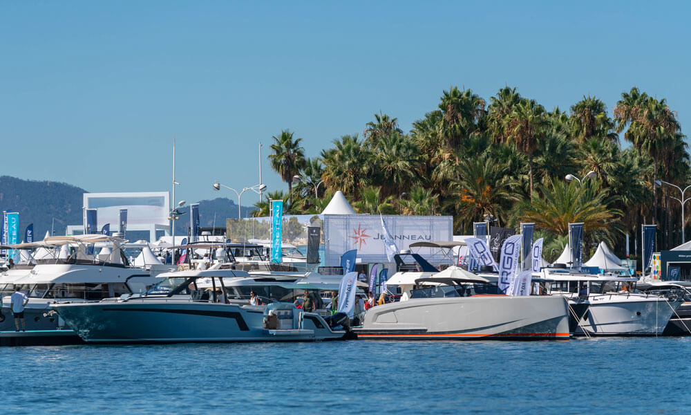 Cannes Yachting Festival Yachts
