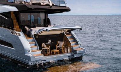Cranchi Settantotto 78 Flybridge Yacht Italy