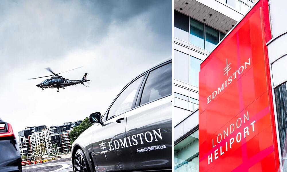 Edmiston London Heliport
