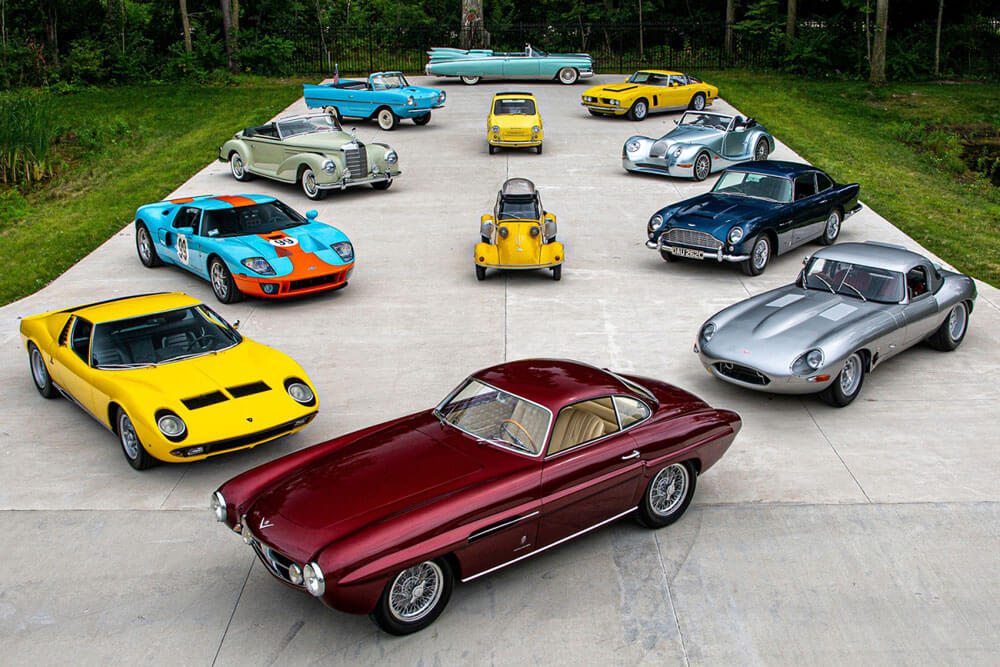 Elkhart Collection RM Sothebys