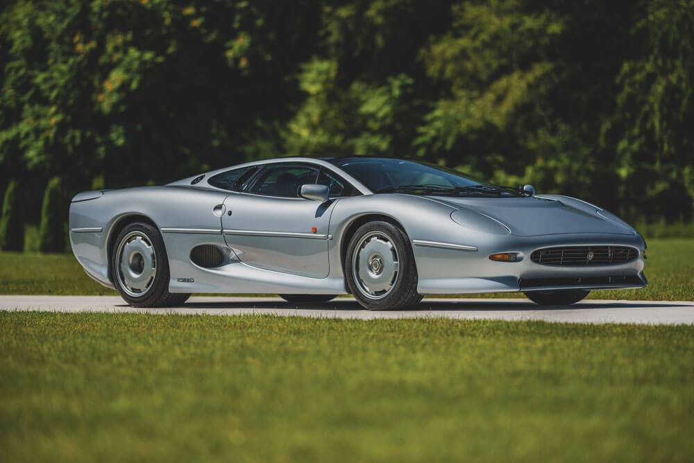 Elkhart Collection 1993 Jaguar XJ220
