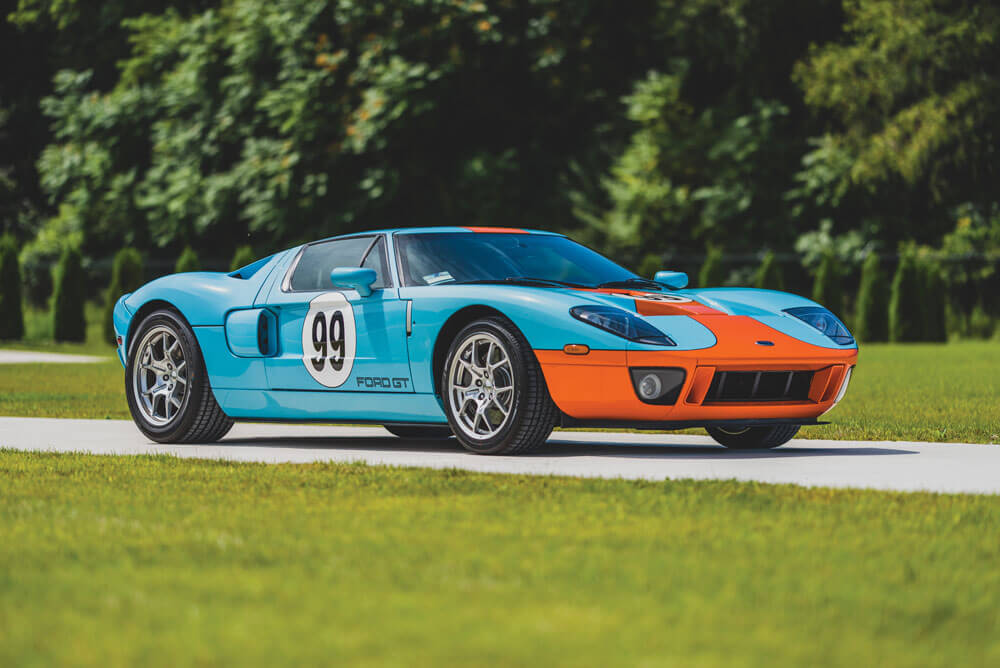 Elkhart Collection 2006 Ford GT Heritage