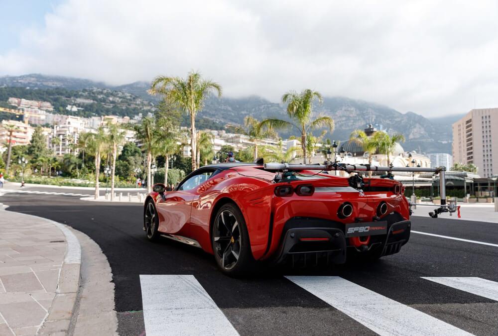 Ferrari SF90 Stradale in Monaco