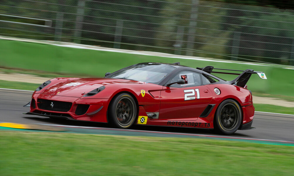 Ferrari XX Program 599XX
