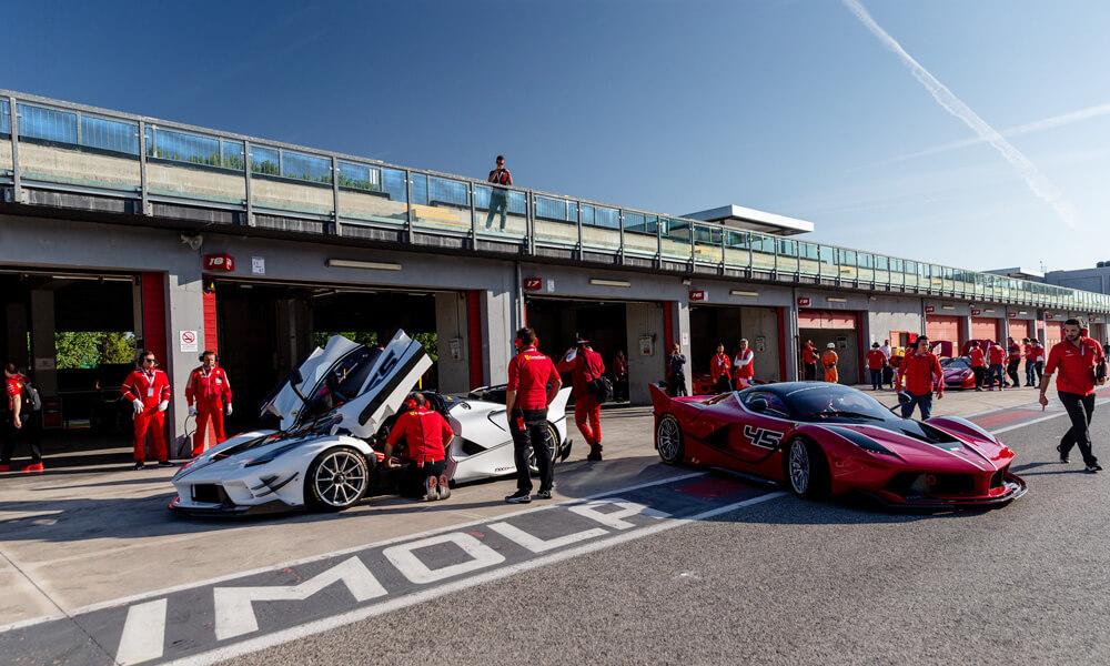 Ferrari's Corsa Clienti XX Programme