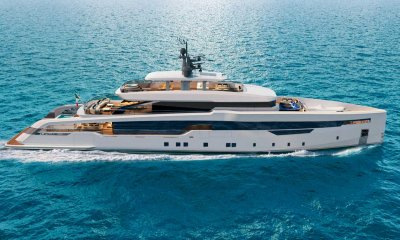 Ferretti group's CRN has sold a 52m CRN hull number 142