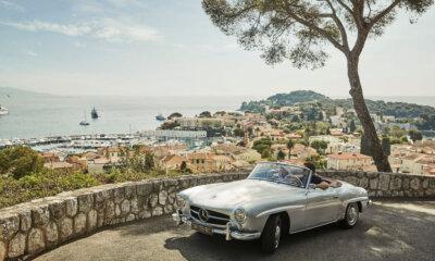 Four Seasons La Dolce Vita Roadtrip Mercedes