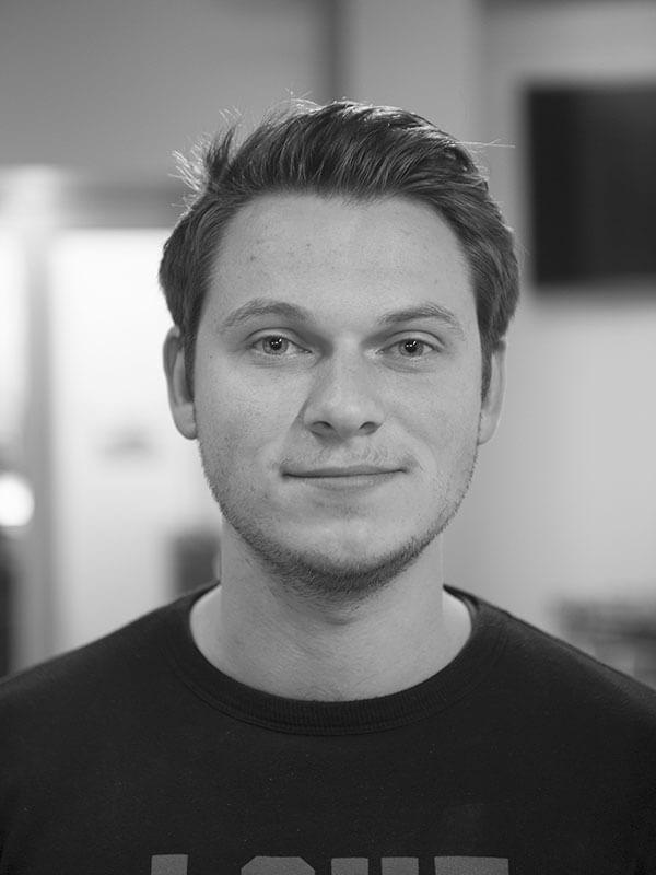 Portrait of French Yacht Designer Julien Cadro