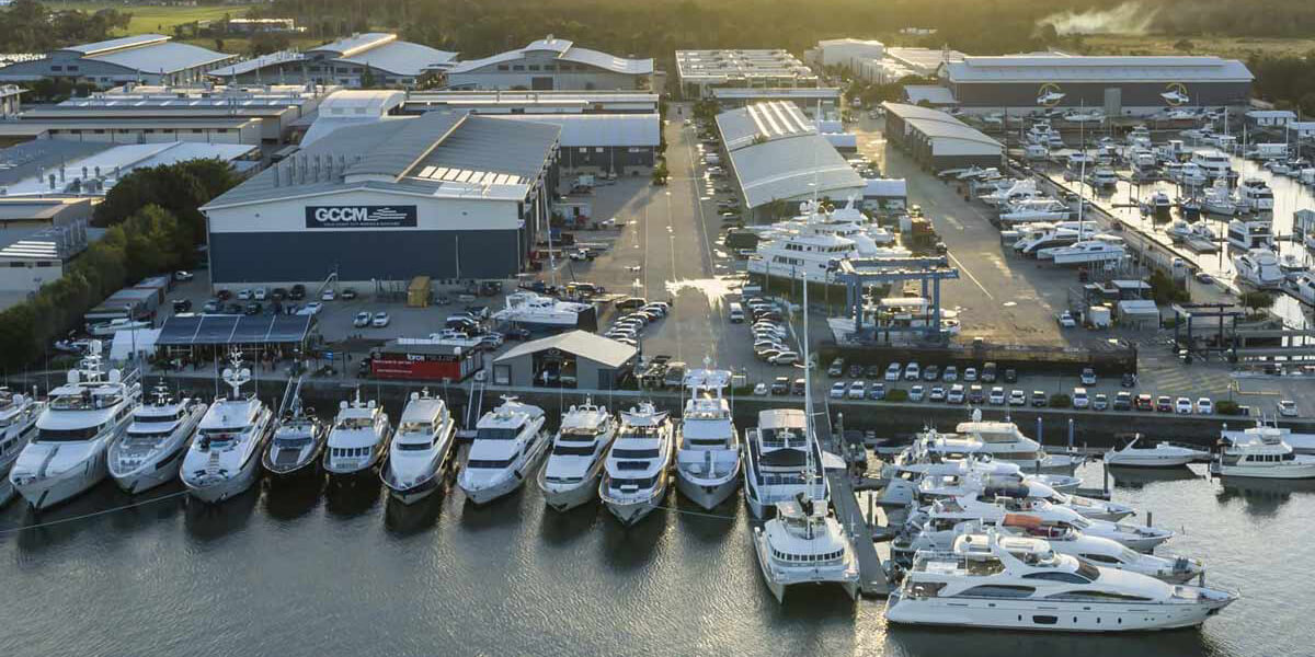 Gold Coast City Marina and Shipyards
