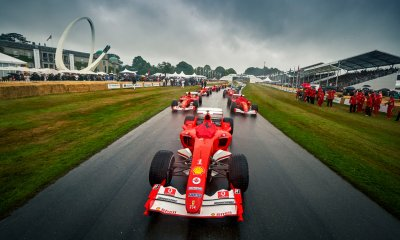 Goodwood Festival of Speed Hill Climb
