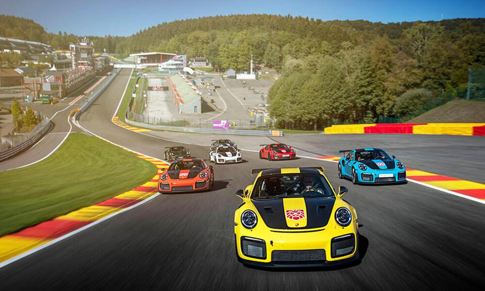 Gran Turismo Spa Francochamps