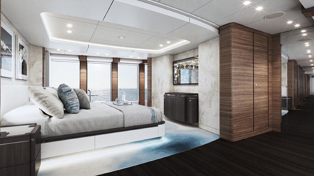 Heesen Project Altea YN19550 Superyacht Cristiano Gatto Design