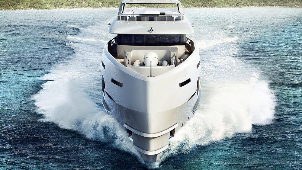 Heesen Project Altea YN19550 hybrid superyacht