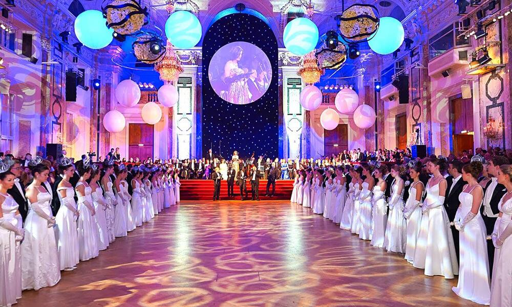 Hofburg Silvester Ball Vienna